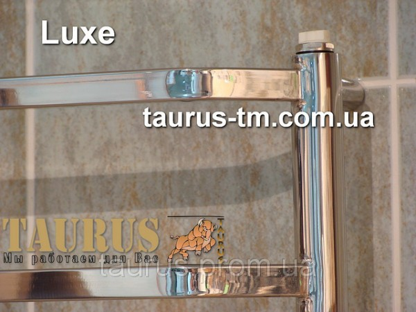 Полотенцесушители Лесенка Luxe 8 размер 400 мм