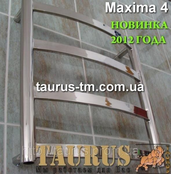 Полотенцесушители Лесенка Maxima 4 размер 450 мм