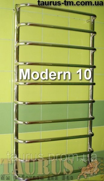 Полотенцесушители лесенка Modern 10 размером 450 мм