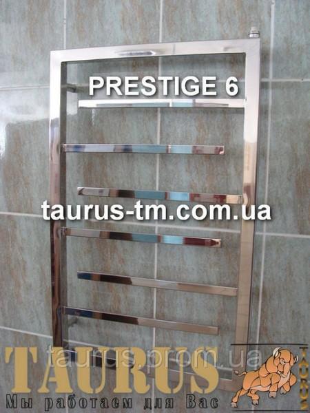 Полотенцесушители лесенка Prestige 6 размером 400 мм