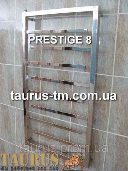 Полотенцесушители лесенка Prestige 8 размером 400 мм