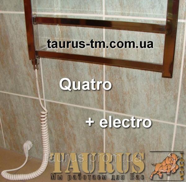 Полотенцесушители лесенка Quatro 15 размером 450 мм