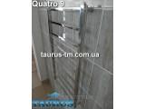 Полотенцесушители лесенка Quatro 9 размером 400 мм