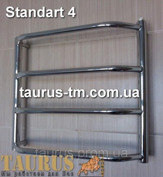 Полотенцесушители Лесенка Standart 4 размер 400 мм