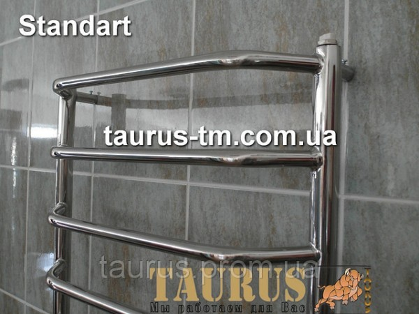 Полотенцесушители Лесенка Standart 8 размер 400 мм