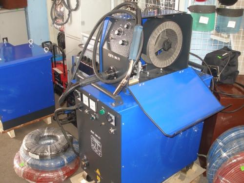 Полуавтомат сварочный ВДГ-506 У3 с ПДГО-506 У3 500А, диаметр проволоки 1,0-2,0мм, горелка 450 А, L=3 м.