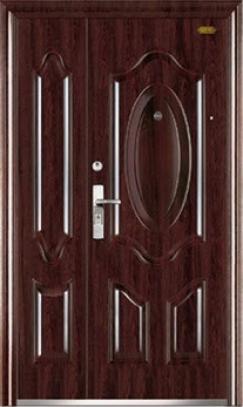Полуторные Входные Двери (двухполые, двухстворчатые)