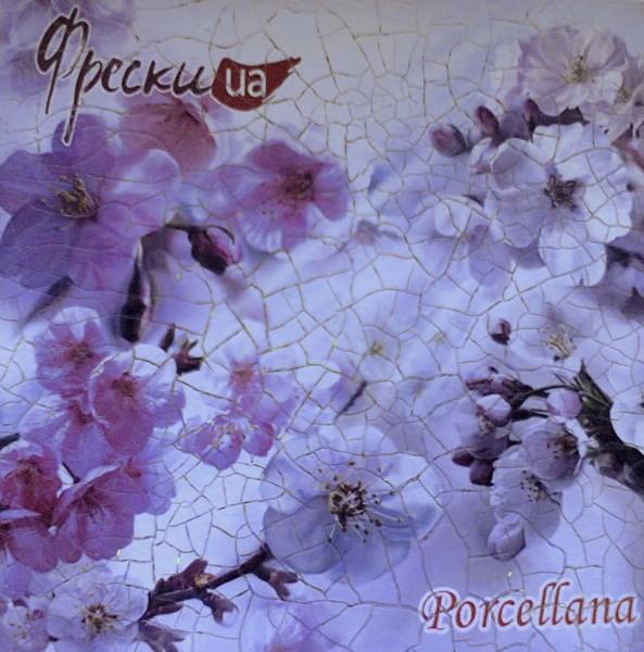 Porcellana-фактура c чистыми фарфоровыми трещинами Porcellana Gold и Porcellana Silver с заливкой трещин