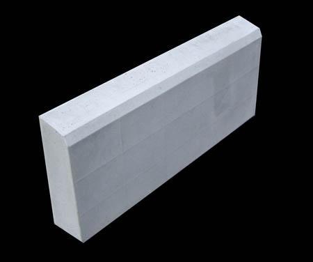 Поребрик бетонный 500х200х60 мм. (Вибролитьё. Пропарка. )
