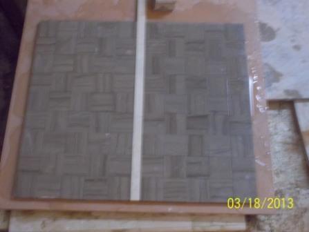 Порезка керамической плитки (керамогранит)