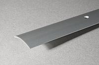 Порожек алюминиевый 30 мм, упаковка 90 и 180 см, 270 см, Цвета серебро, золото, бронза, цена за шт. 0,9метра