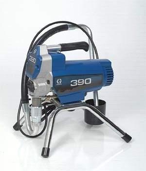 Поршневой окрасочный агрегат Graco KA-390