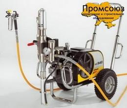 Поршневой покрасочный агрегат высокого давления безвоздушного распыления Wagner HC-940