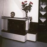 Порталы каминов из мрамора