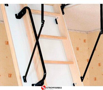 Фото  1 Поручень металлический для лестницы Oman 2237414