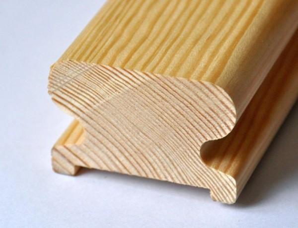 Поручни, поручни деревянные, поручни цельные, поручни срощенные, поручни для лесниц, перила