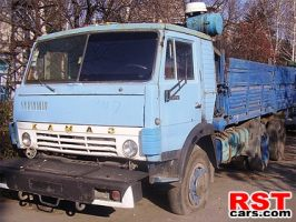 Послуги самоскидів КАМАЗ 5320 - 15 т.