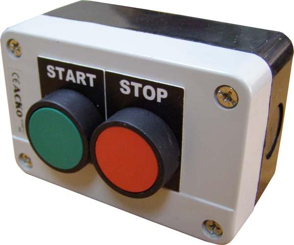 "Пост двухместный ""Старт-Стоп""; XAL-B211 Н29, XAL-B213, XAL-B215."