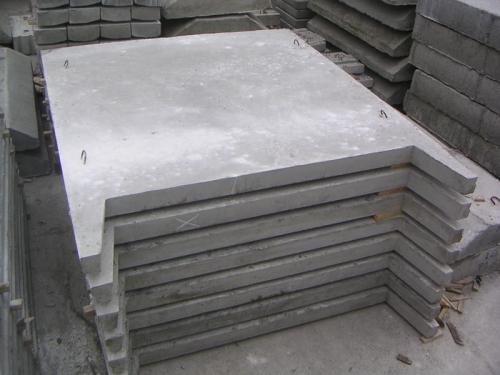 Поставки строительных ЖБИ панелей ограды