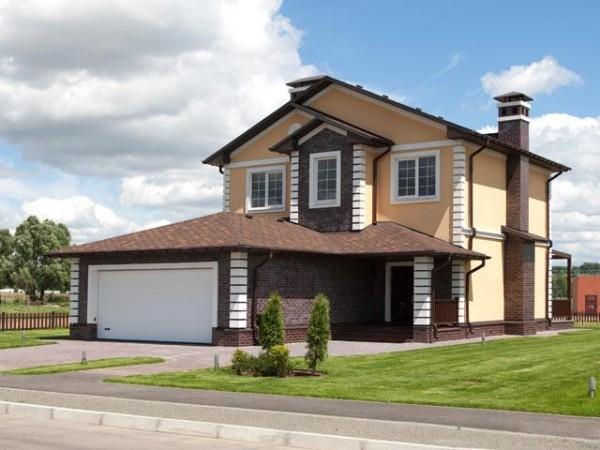 Построить жилой каркасный дом