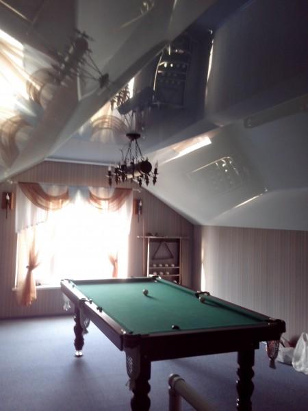 потолки