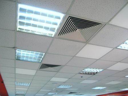 Потолочные панели УДЭН-500 П