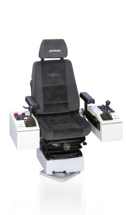 Поворотный крановый пульт управления (кресло-пульт) KST4 W. GESSMANN GMBH