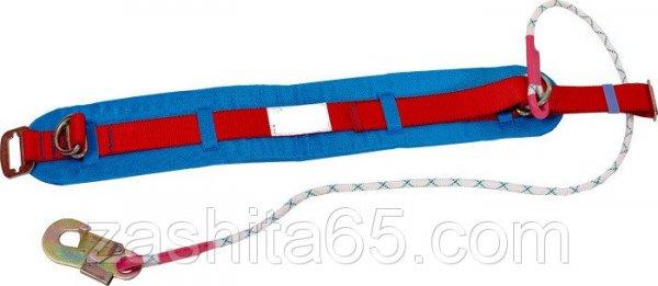 Фото  1 Пояс монтажный строп-канат в Одессе 2148772