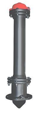 Пожарный гидрант ГОСТ 8220-85 1м