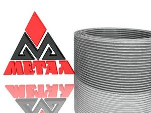 ПП Метал пропонує катанку від 5,5 до 8 мм в бухтах і прутках