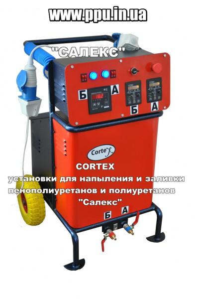 Оборудование для напыления и заливки пенополиуретана, компоненты, обучение.