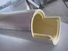 Фото 3 Утеплитель для труб (базальтовые цилиндры, каучук, маты, скорлупы ППУ) 299691