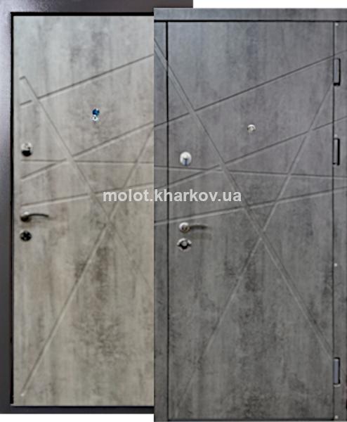 Фото 1 Двери входные металлические, уже готовые со склада , Премиум-3 . 343746