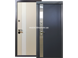 Фото 1 Двері вхідні металеві, вже готові зі складу, Преміум-4. 343747