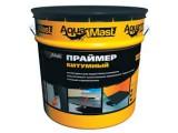Битумный праймер AquaMast - для упрочнения минеральных оснований