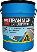 Праймер битумный ТехноНиколь №1. 20л, 16кг.