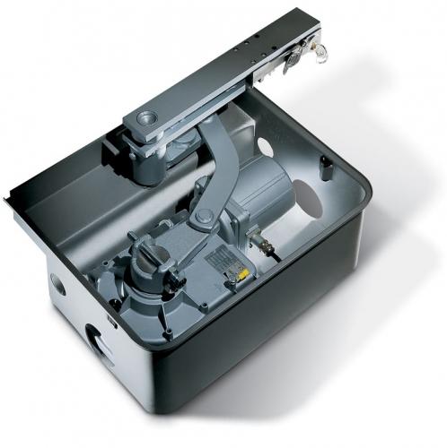 Предлагаем купить автоматику Came для распашных ворот подземной установки серии FROG.