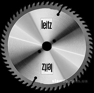 Предлагаем пильные диски leitz (Германия) – немецкое качество для поперечного распила, раскроя ДСП, МДФ, ламината.