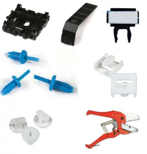 Предназначены для быстрого монтажа кабельн систем и проводов внутри щитового оборудов Решают следующие монтажные задачи