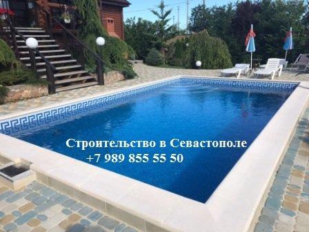 Фото 1 Будівництво басейнів від проектування і під ключ 334395