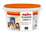 Водоэмульсионная краска Premiumlatex 3 B1 10 л.