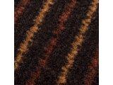 Фото  3 Придверный грязезащитный коврик на резиновой основе с окантовкой Condor Entree 40х60, коричневый 2334978