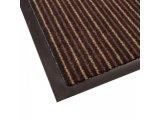 Фото  4 Придверный грязезащитный коврик на резиновой основе с окантовкой Condor Entree 40х60, коричневый 2434978