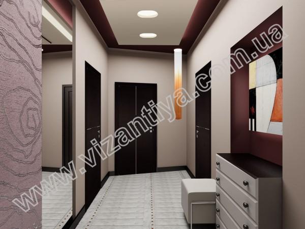 Дизайн интерьера квартир и частных домов