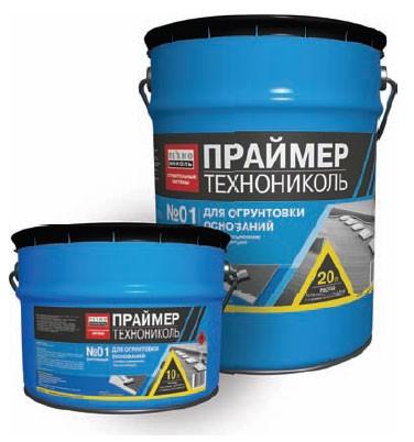 Праймер битумный 20 л,ТехноНИКОЛЬ. Опт. Цена указана с НДС. Доставка по Украине.