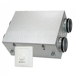 Приточно-вытяжная установка Вентс ВУЭ 100 П мини