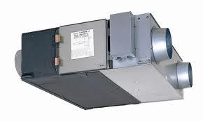 Приточно-вытяжные системы с рекуператором, FHBQ-D5-K, 500-380-300 м3/ч макс/средн/мин.