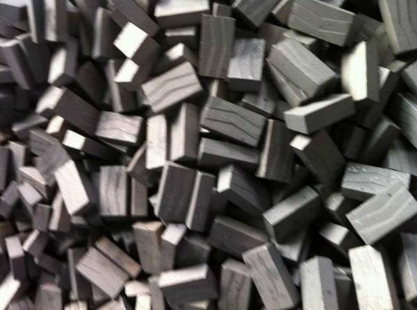 Продажа и напайка алмазных сегментов для пил любого диаметра однопильных и многопильных станков от 19 грн/1сегмент