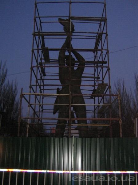 Продажа ригельных строительных лесов для кладки (ригель-стойка)