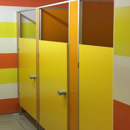 Фото  1 Сантехнические перегородки, кабинки, туалетные перегородки 1816714